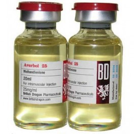 Averbol 25mg British Dragon 10ml