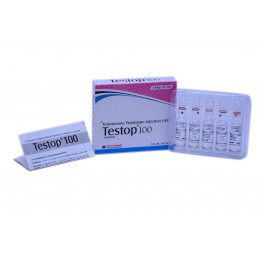 Testop 100 Shree Venkatesh (Testosterone Propionate Injection USP)