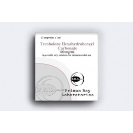 Trenbolone Hexahydrobenzylcarbonate Primus Ray 10X1ML [100mg/ml]