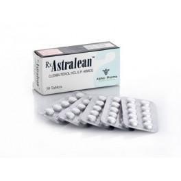 Astralean Alpha Pharma l Clenbuterol