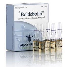 Boldebolin 250 Alpha Pharma l Boldenone