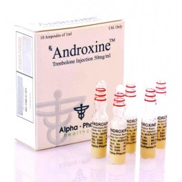 Androxine Alpha Pharma [Trenbolone Suspension Base]