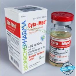 Cyta-Med Bioniche Pharmacy (Testosterone Cypionate) 10ml (300mg/ml)