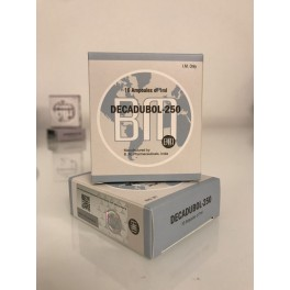 Decadubol 100 BM Pharmaceuticals (Nandrolone Decanoate) 12ML (6X2ML Vial)