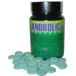 Androlic 50mg tablets British Dispensary